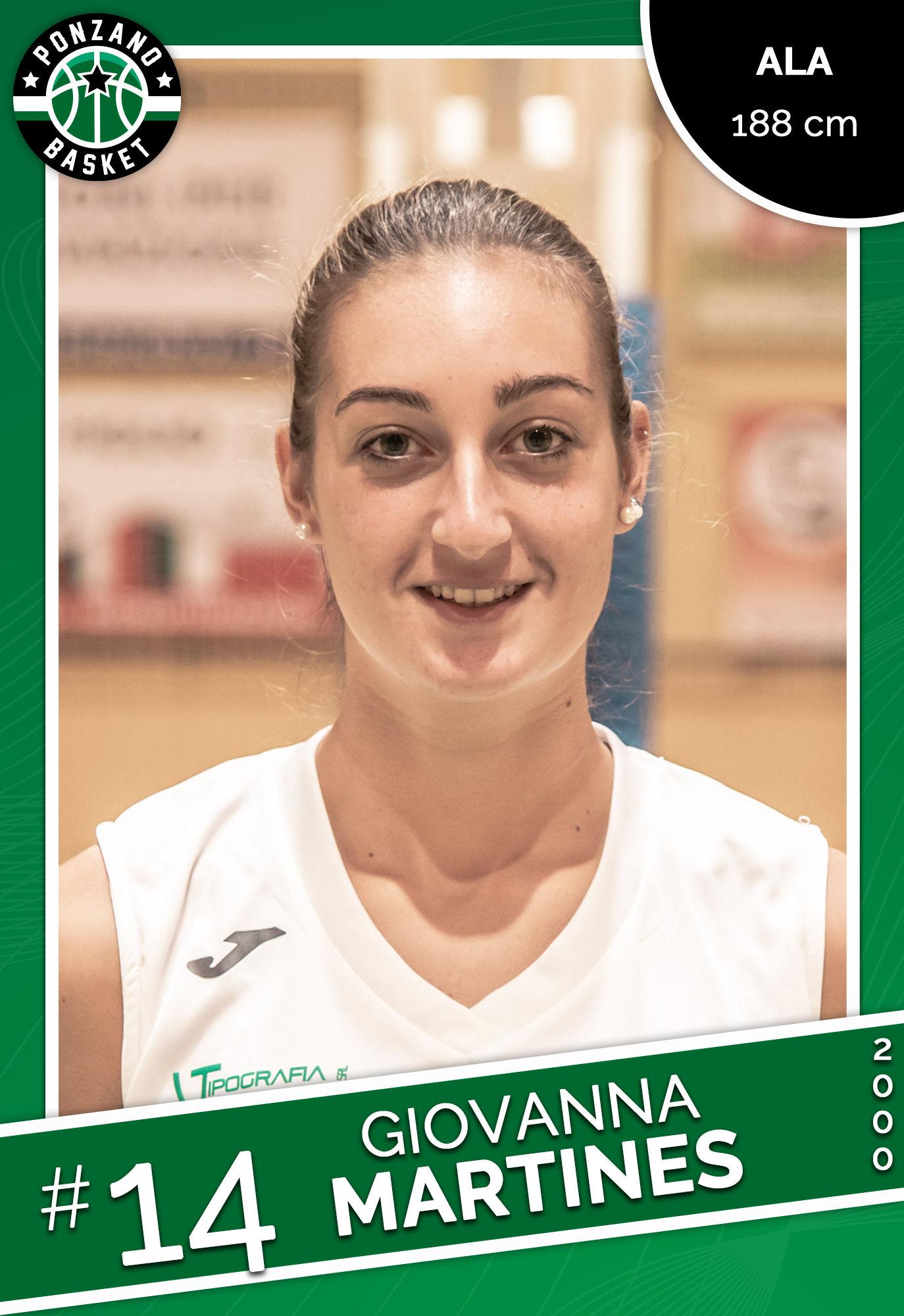 Giovanna Martines