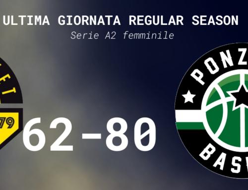 La Schiavon chiude in bellezza: 80-62 a San Martino