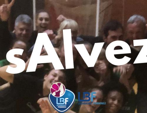 Impresa Ponzano: è salvezza!!! 68-50 ad Albino!