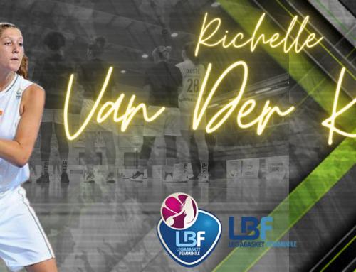 Un'olandese volante per Ponzano: ecco Richelle Van Der Keijl