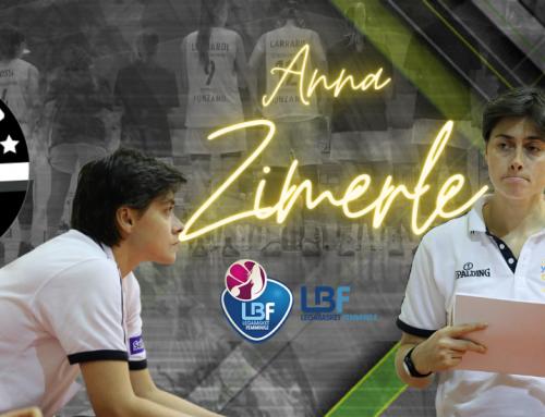 Anna Zimerle è il nuovo coach di Ponzano!