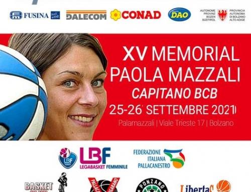 "Week end a Bolzano per il ""Torneo Mazzali"""