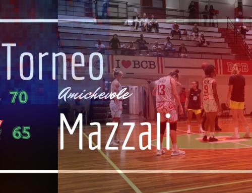 Ponzano, un ottimo terzo posto al Torneo Mazzali