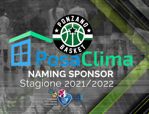 Ponzano, il naming sponsor sarà Posaclima